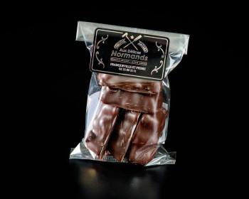 Oursons au chocolat